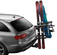 Thule Tram hitch mounted ski rack 9033