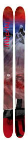 Liberty Joe Schuster Pro Model Skis