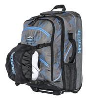 Sportube Cabin Cruiser Ski Boot Roller Bag