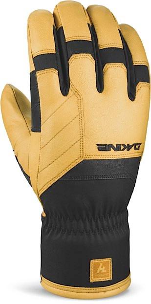 Dakine Durango ski gloves natural