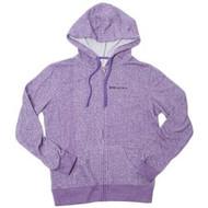Discrete Rom women's hoodie