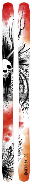 Sego Big Horn 106 Skis