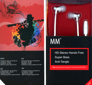 MM Dynamic HD Handsfree White