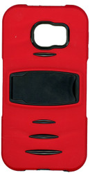 Samsung Galaxy S6 MM Kickstand Case Red