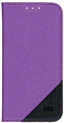 SAMSUNG GALAXY S6  MM Magnet Wallet Purple