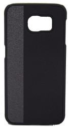 Samsung Galaxy S6 MM leather Bumper Black