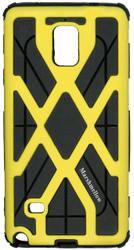 Samsung Galaxy Note 4 MM Spider Case Yellow