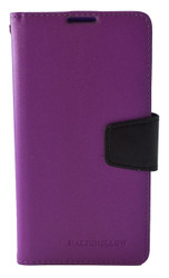 Kyocera Hydro Wave MM Executive Wallet Purple