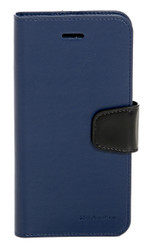 Alcatel Conquest MM Executive Wallet Blue