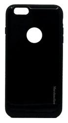 Samsung Galaxy Note 4  MM Dual Layer SLIM Case Black
