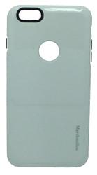 Samsung Galaxy Note 4  MM Dual Layer SLIM Case White