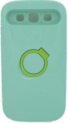 Samsung S3 Glow Case Green