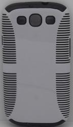 Samsung Galaxy S3 Dual Layer White & Black
