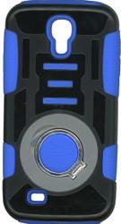 Samsung Galaxy S4 Ring Hybrid Black & Blue