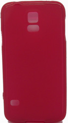Samsung Galaxy S5 TPU Red
