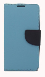 ZTE ZMAX Professional Wallet Blue