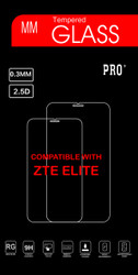 ZTE Elite  Tempered Glass