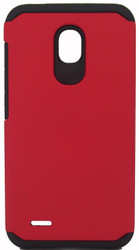 Alcatel Conquest  MM Slim Dura Case Red
