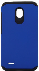 Alcatel Conquest  MM Slim Dura Case Blue