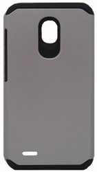 Alcatel Conquest  MM Slim Dura Case Grey