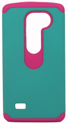 SOLD OUT LG C40 Leon MM Slim Dura Case Green & Pink
