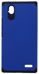 ZTE Warp Elite MM Slim Dura Case Blue