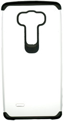 LG G Flex 2 MM Slim Dura Case White