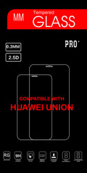 Huawei union Tempered Glass