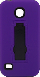 Huawei Union Armor Horizontal With Kickstand Purple