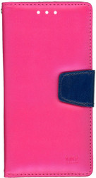 LG G Flex 2 MM Executive Wallet Pink