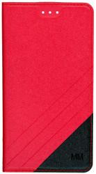 LG G FLex 2 MM Magnet Wallet Red