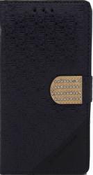 LG G FLex 2 Design Wallet With Bling Navy