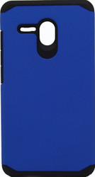 Alcatel Fierce XL MM Slim Dura Case Blue