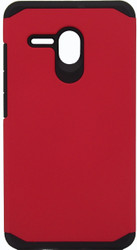 Alcatel Fierce XL MM Slim Dura Case Red