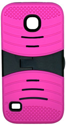 Huawei Union  Armor Case With Kickstand Pink