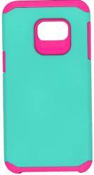 Samsung Galay S6 Edge Plus MM Slim Dura Case Green & Pink