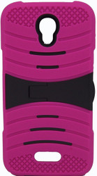 Alcatel Elevate Armor Case With Kickstand Pink
