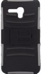 Alcatel FIerce XL H Kickstand Black & Grey