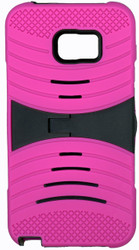 SAMSUNG  NOTE 5  MM Armor Case With Kickstand Pink