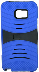 SAMSUNG  NOTE 5  MM Armor Case With Kickstand Blue