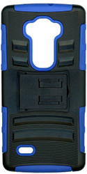 LG G FLex 2 H Kickstand Black & Blue