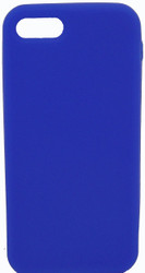 IPhone 5/5S/SE Silicon Case Blue
