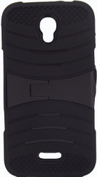 Alcatel Elevate Armor Case With Kickstand Black