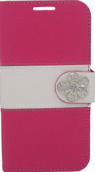 SOLD OUT HTC Desire 510 MM Flower Wallet Pink