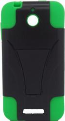 HTC Desire 510 Kickstand Black & Green