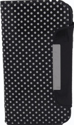 Samsung Galaxy S3 Polka Dot Black & White