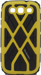 Samsung Galaxy S3 MM Spider Case Yellow