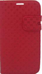 Samsung Galaxy  S5 Weave Case Red
