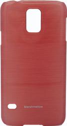 Samsung Galaxy S5 Silk Snapon Red