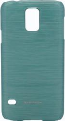 Samsung Galaxy S5 Silk Snapon Green